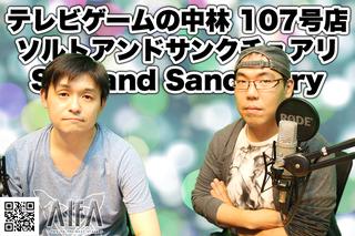 テレビゲームの中林 107号店 ソルトアンドサンクチュアリ/Salt and Sanctuary